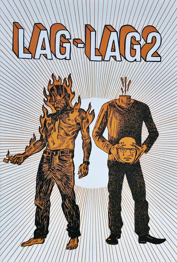 Lag-Lag 2 (front cover)