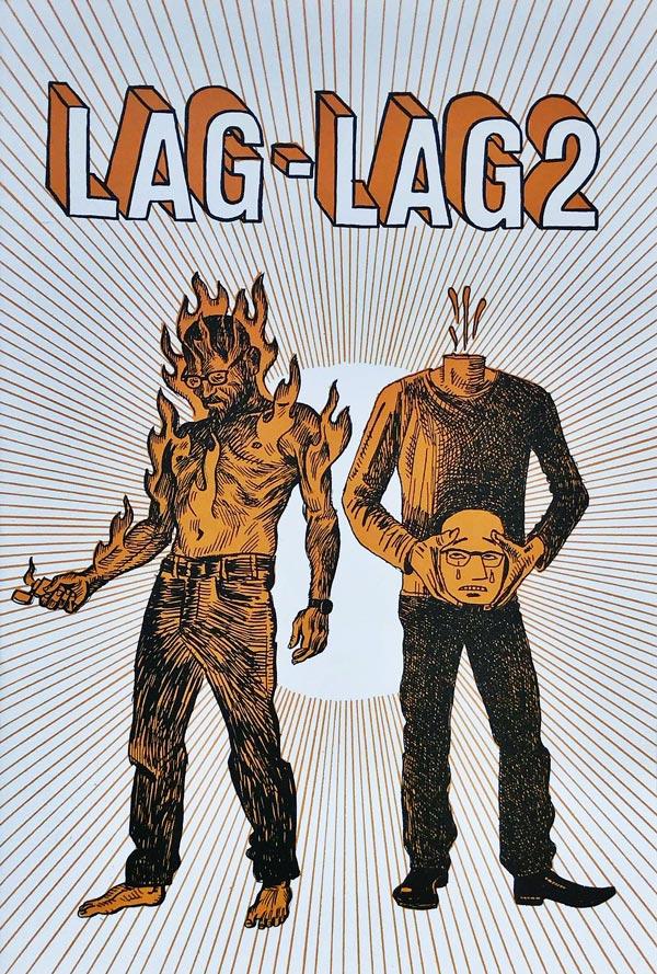 Lag-Lag 2 (front cover)