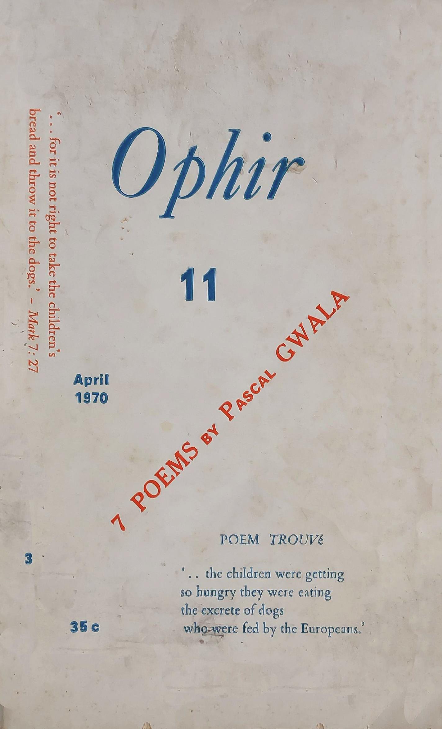Ophir_11_1970