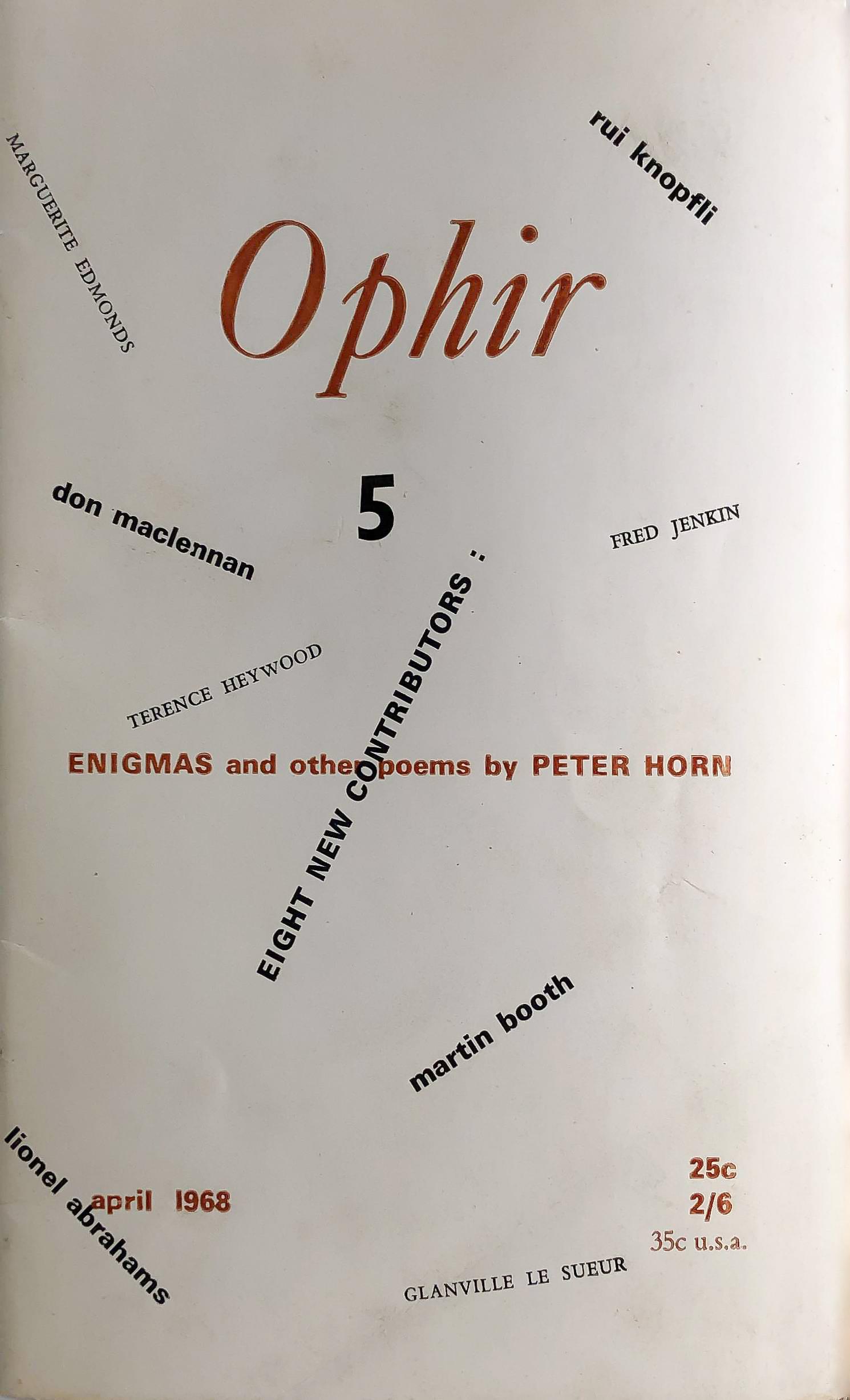 Ophir_5_1968