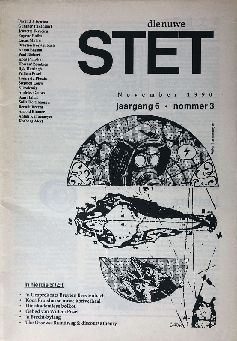 Stet vol.6, no.3